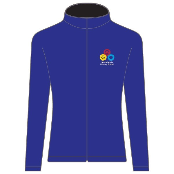 North Scarle Primary School Fleece Jacket (RB)