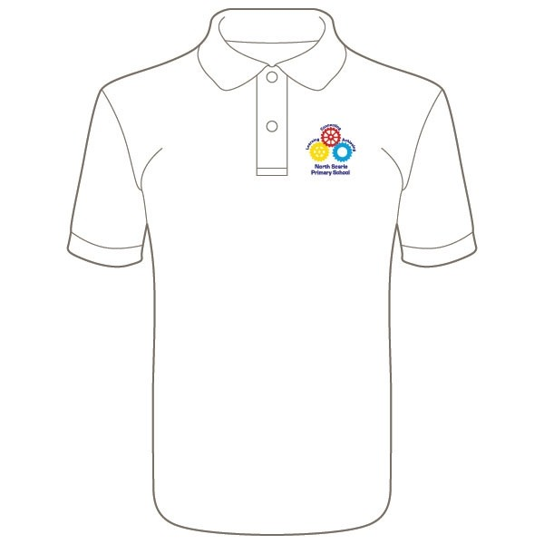 North Scarle Primary School Polo Shirt