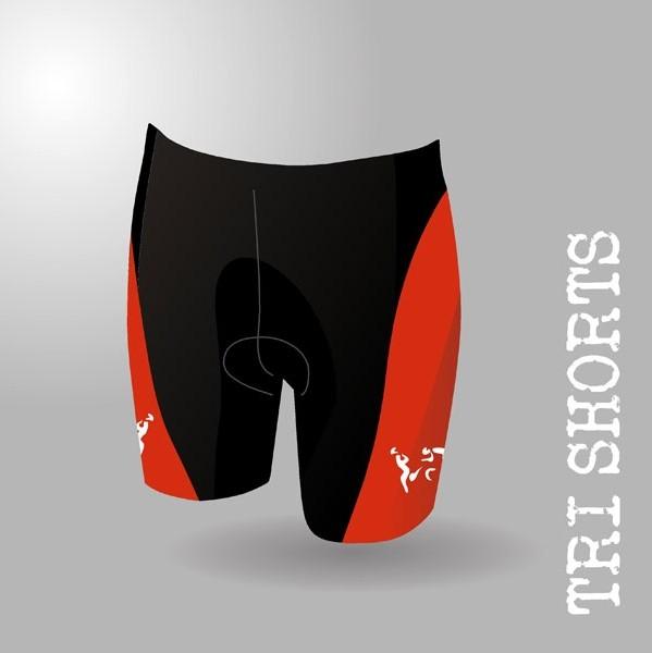 South East Region Tri Shorts