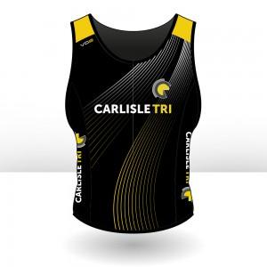 Carlisle Tri Vortex Triathlon Singlet