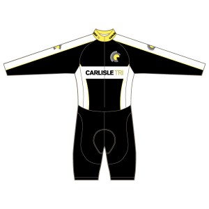 Carlisle Tri Junior Long Sleeved Twenty-Twelve Skinsuit