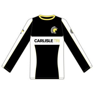 Carlisle Tri Junior Long Sleeved T-Shirt