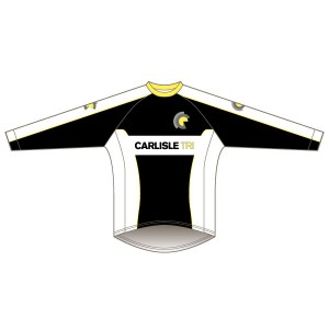 Carlisle Tri Junior Long Sleeved Downhill Jersey