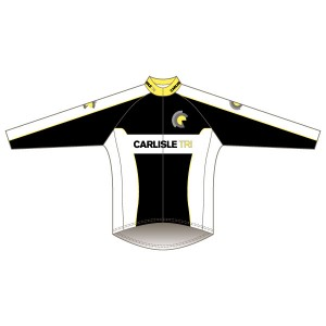 Carlisle Tri Junior Long Sleeved Road Jersey