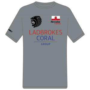 Gibraltar Triathlon Cool T (Charcoal)