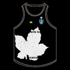 West Park Leeds White Sycamore Cool Vest