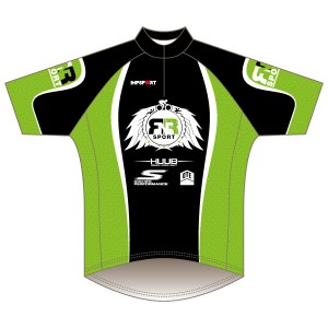 RnR Sport Short Sleeved Road Jersey