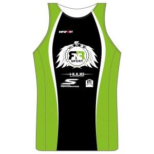RnR Sport Running Vest - Full Back