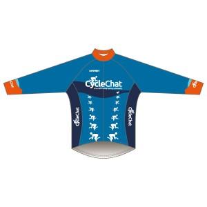 CycleChat Winter Training Jacket