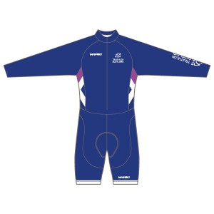 Triathlon Scotland Junior Long Sleeved Twenty-Twelve Skinsuit