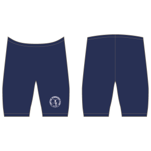 Lincoln Gymnastics Squad Kids Microfibre Short (Navy)