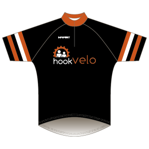 Hook Velo Orange Sportive Road Jersey