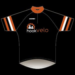 Hook Velo Orange Sportive Road Jersey
