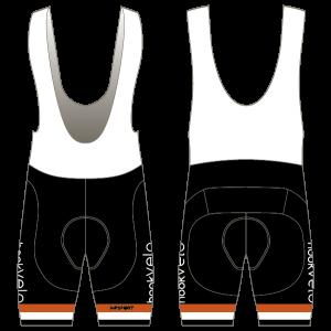 Hook Velo Orange T1 Bibshorts