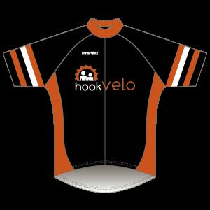 Hook Velo Orange T2 Road Jersey