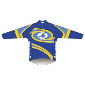 The Tandem Club T1 Road Jersey - Long Sleeved