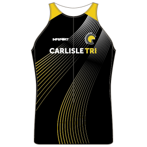 Carlisle Tri Mens Triathlon Top