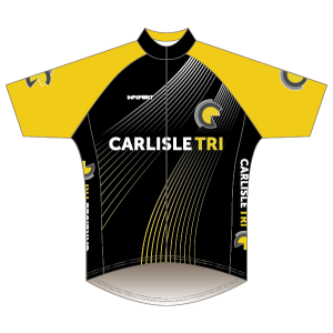 Carlisle Tri T1 Road Jersey - Short Sleeved