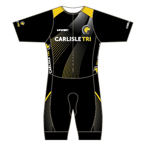 Carlisle Tri T2 Short Sleeved Tri Suit