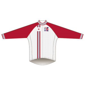 YCS Demo T1 Road Jersey - Long Sleeved