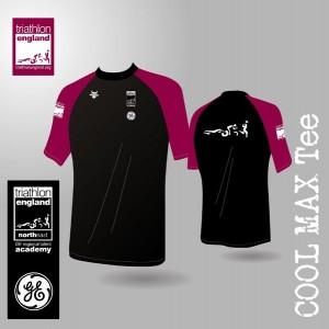 North East Region Short Sleeve Athletic t-shirt