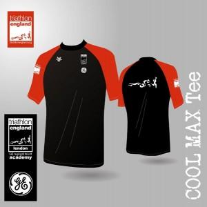 London Region Short Sleeve Athletic t-shirt