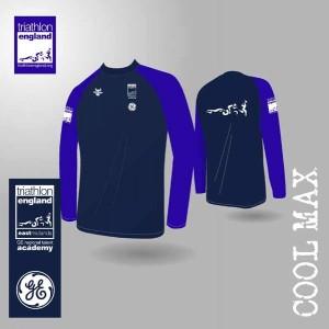 East Midlands Region Long Sleeve Coolmax T-Shirt