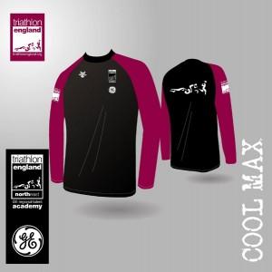 North East Region Long Sleeve Coolmax T-Shirt