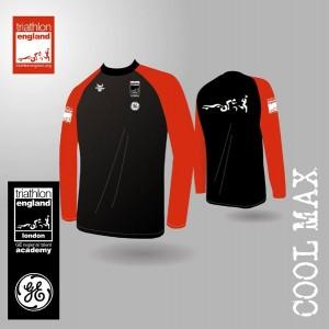 London Region Long Sleeve Coolmax T-Shirt