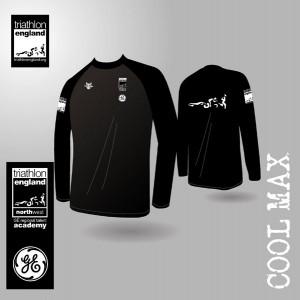 North West Region Long Sleeve Coolmax T-Shirt