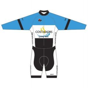 Costadors CT Long Sleeved Techfit Skinsuit