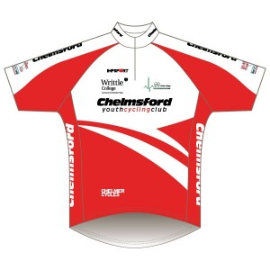 Chelmsford Youth Cycling Club Short Sleeve Road Jersey