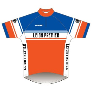 Leigh Premier RC Short Sleeve Road Jersey