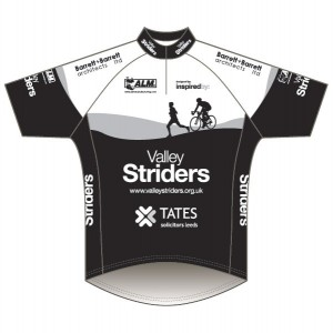 Valley Striders Short Sleeve Road Jersey