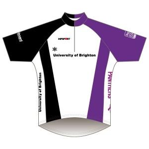 University of Brighton Short Sleeve Road Jersey