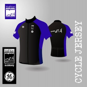 West Midlands Region Cycle Jersey