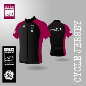 North East Region Cycle Jersey