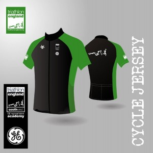 South West Region Cycle Jersey