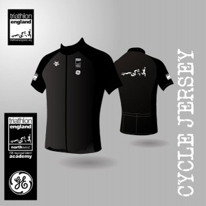 North West Region Cycle Jersey
