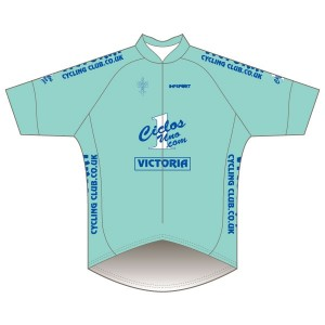 Victoria CC - Bianchi Design Pro Road Jersey