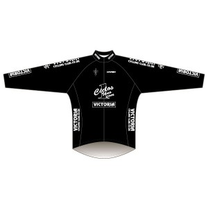 Victoria CC - Black Design Lightweight Training Jacket
