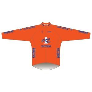 Victoria CC - Orange Design Lightweight Training Jacket