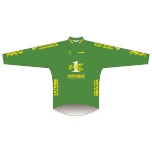 Victoria CC - Green Design Rain Jacket