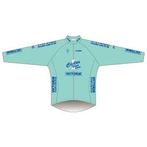 Victoria CC - Bianchi Design Winter Training Jacket
