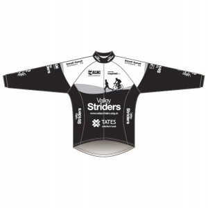 Valley Striders Winter Training Jacket
