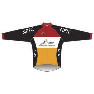 Norfolk Police Triathlon Club Winter Training Jacket