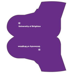 University of Brighton Overshoes