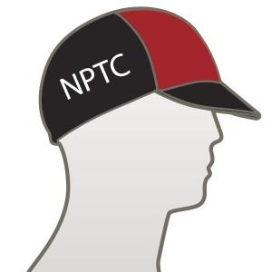 Norfolk Police Triathlon Club Multi Panel Cycle Cap