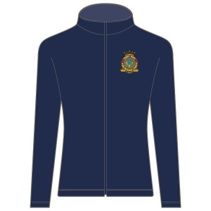 Trent Wing Air Cadets Men's Full Zip Outdoor Fleece
