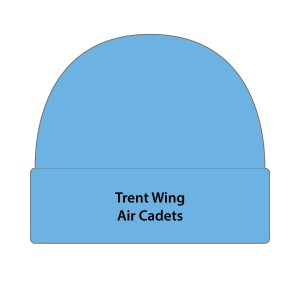 Trent Wing Air Cadets Beanie (Sky Blue)